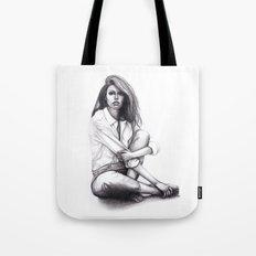 Sit down Tote Bag