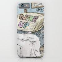 messy iPhone 6 Slim Case