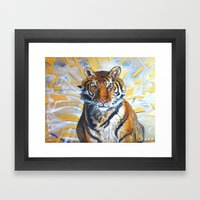 Majestic Aura Framed Art Print