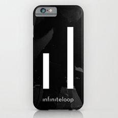 infiniteloop art iPhone 6s Slim Case