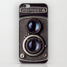 yashica iPhone & iPod Skin