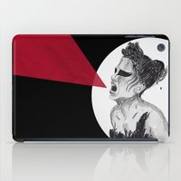 Black Swan IV iPad Case