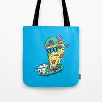 Pizza and Ranch Tote Bag