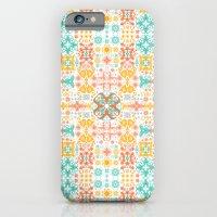 iPhone & iPod Case featuring Las Flores by La Señora