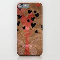 iPhone & iPod Case featuring Little tree of love by Simona Susnea