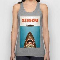 Zissou Unisex Tank Top