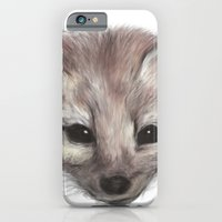 iPhone & iPod Case featuring Pine Marten by Mr Patch