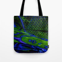 Tile Style Tote Bag