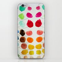 Acuarela iPhone & iPod Skin