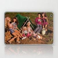 Camping Trip Laptop & iPad Skin