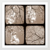 Look Through My Window -… Art Print