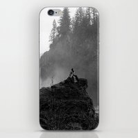 found beauty iPhone & iPod Skin