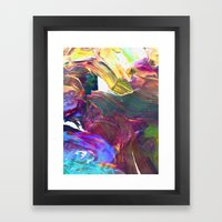 Table Top 1 Framed Art Print