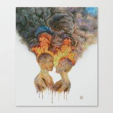 Abrazo Canvas Print