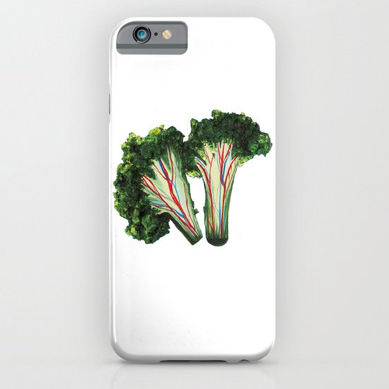 broccoli iPhone & iPod Case