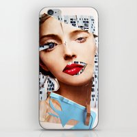 Make Me Beautiful | Coll… iPhone & iPod Skin