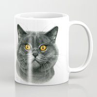British Shorthair Cat  G… Mug