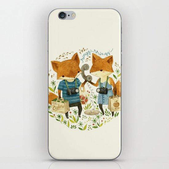 Fox Friends iPhone & iPod Skin