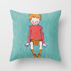 Enfado Throw Pillow