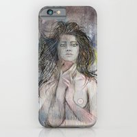 iPhone & iPod Case featuring Girl by Anna Tarach