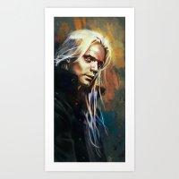 Raistan Art Print