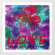 Art Print featuring Love  by Cmphotography