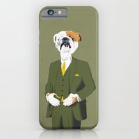 English Bulldog iPhone 6 Slim Case