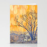 Silverbirch, North Of Qu… Stationery Cards