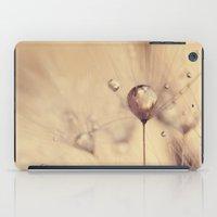 Dandelion Gold iPad Case