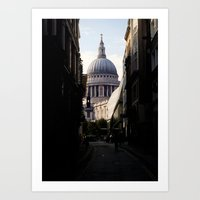 St. Paul's Art Print