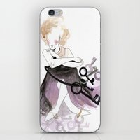 Keys to the castle iPhone & iPod Skin