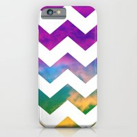 iPhone & iPod Case featuring Lucky Chevron by Beth - Paper Angels Photography