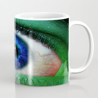 The Hulk Is Watching You Mug