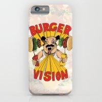 Burger Vision iPhone 6 Slim Case