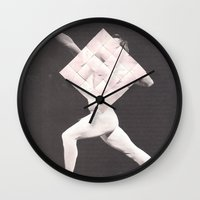 For No One Wall Clock