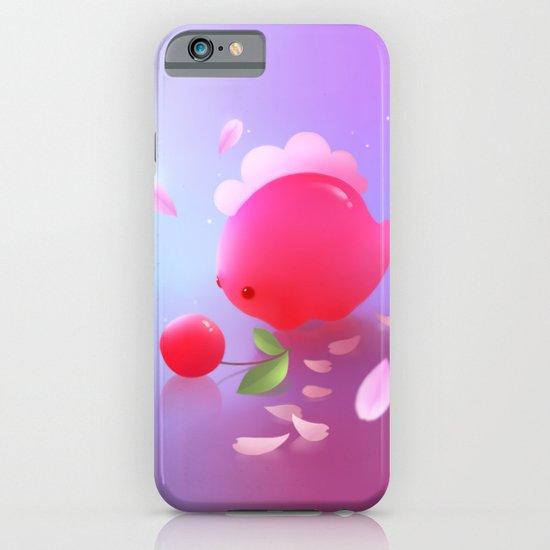 Sakura Dino iPhone & iPod Case
