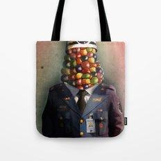 CHAPA CHOCLO (policemen) Tote Bag
