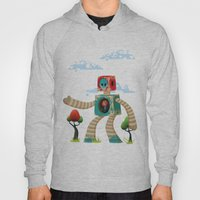 Woody Mecha Hoody