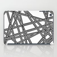 To The Edge #3 iPad Case