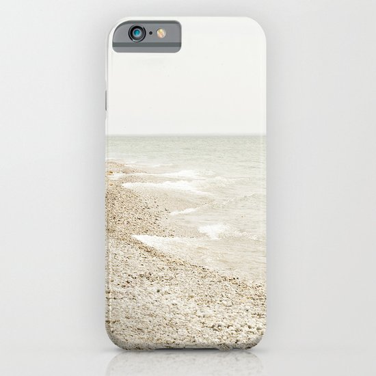 Coastal Shore Point Betsie No. 1 iPhone & iPod Case