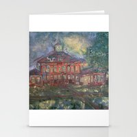 Old Main Stationery Cards
