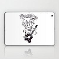 One man band Laptop & iPad Skin