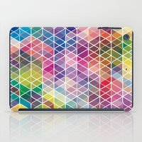 Cuben Curved #6 Geometri… iPad Case
