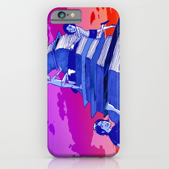 """Musicians Going Solo"" by Dmitri Jackson iPhone & iPod Case"