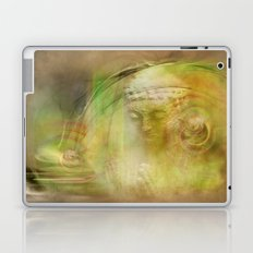 Buddha Illustration Laptop & iPad Skin