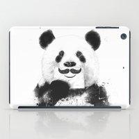 Funny Panda iPad Case