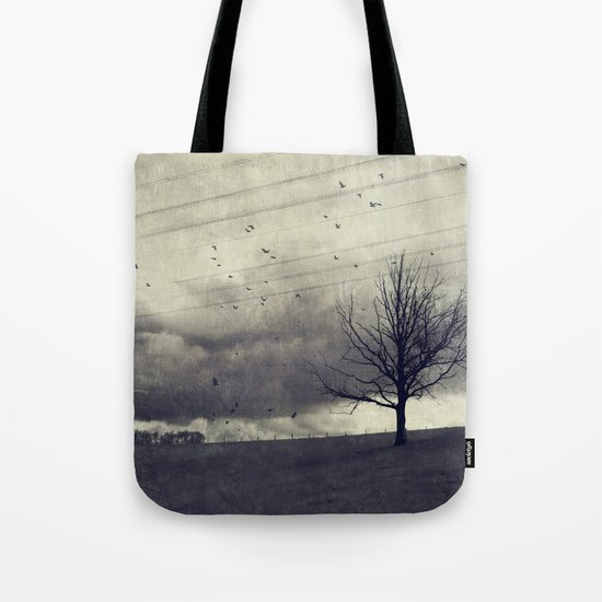 one of these days - autumn mood Tote Bag