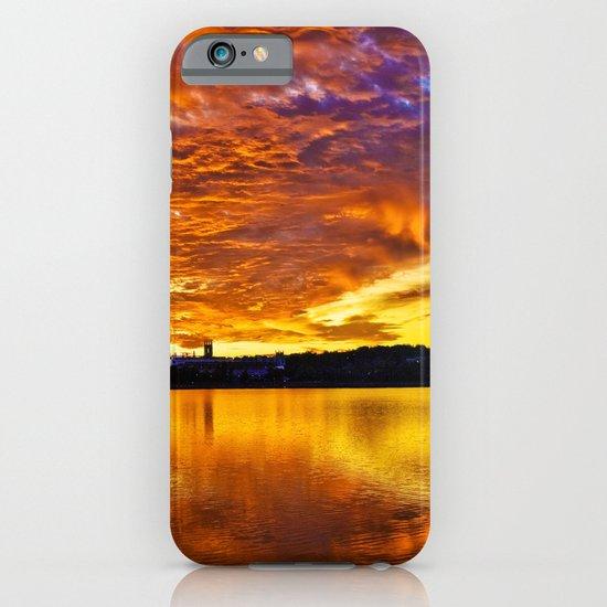 Burning Sky iPhone & iPod Case