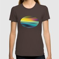 T-shirt featuring The Colors Of The Sunset by Klara Acel