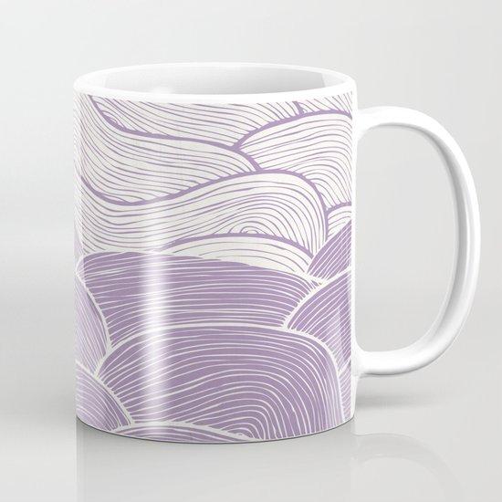 The Lavender Seas Mug